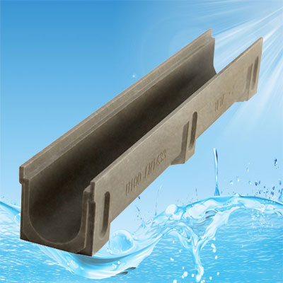 Polymer Linear Drainage Channel