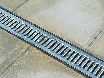 Indoor Linear Drain Cover